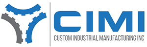 CIMI – Custom Industrial Manufacturing INC. Logo