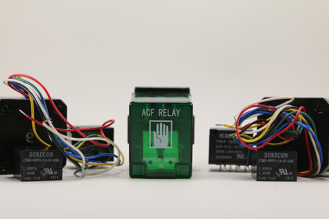 Industrial Relay Design For Power  Telecom And Automotive